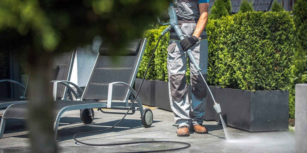 pressure washing services bartlett